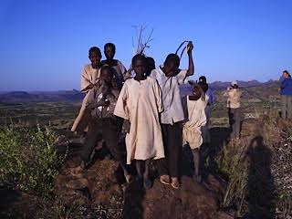 Sudanese boys